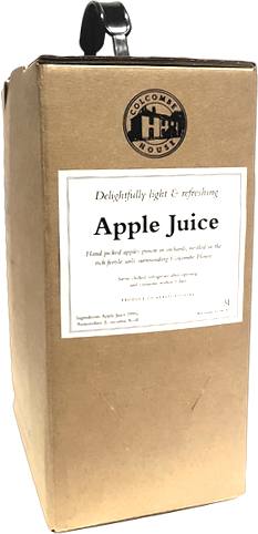 Apple Juice Fridge Box