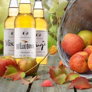 Bright Cider Apples