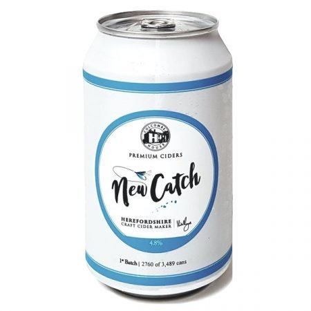 New Catch Cider 330ml Can