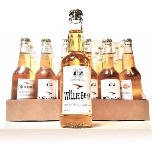 the willie gunn 330ml 12 pack