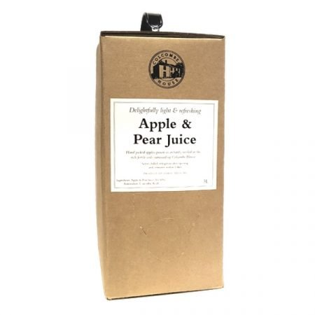 Apple & Pear Juice Fridge Box
