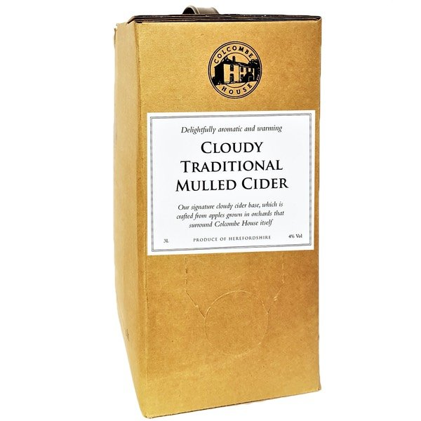 Cloudy Mould Cider