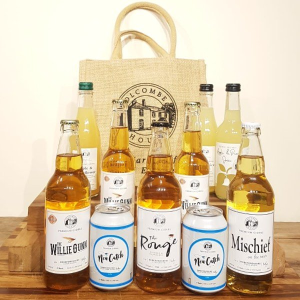 Colcombe House Apple Juice & Cider Gift Bag