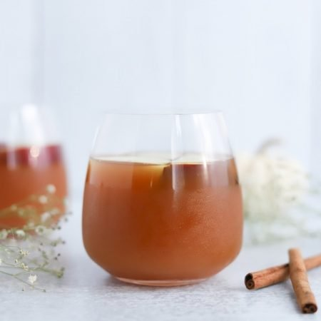 Mulled Cloudy Cider